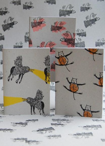 Creature Notebbok Set