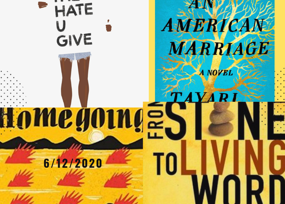 Memorable Reads of 2018