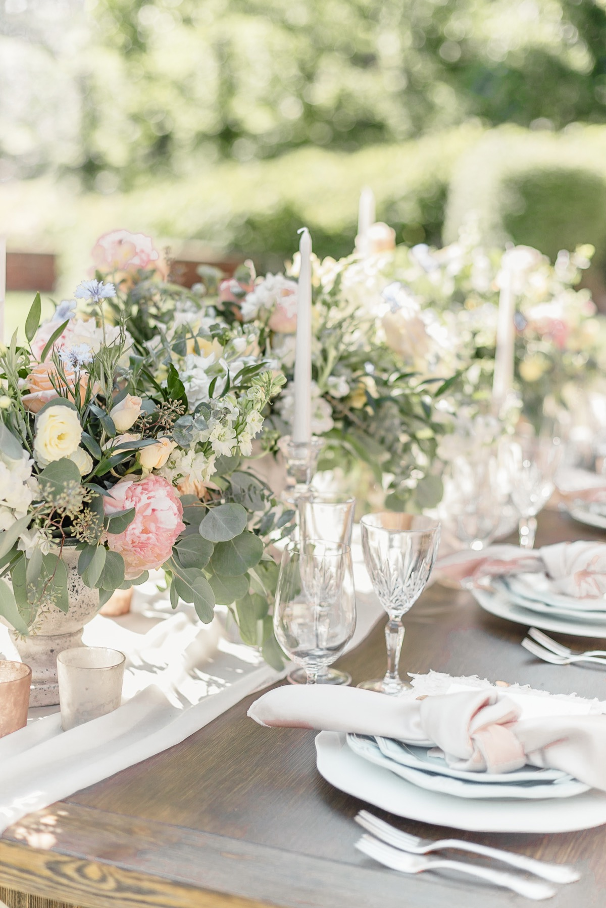 Breathtaking Summertime Cincinnati Peterloon Estate Editorial Catherine Milliron Photography