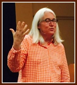 Jennifer Lawton, speaker at Westport Library