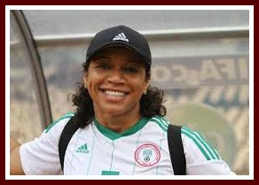 Kasia Muoto, Nigerian Coach for Women's Football
