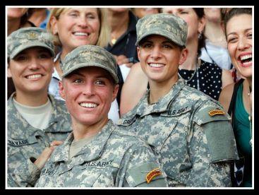 Army Rangers Women (AP Photo/John Bazemore) John Bazemore AP