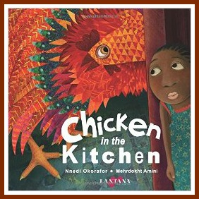 Chicken in the Kitchen, a story of Igbo masquerades.