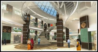 Ado Bayero Mall in northern Nigeria - Mall Shopping in Nigeria
