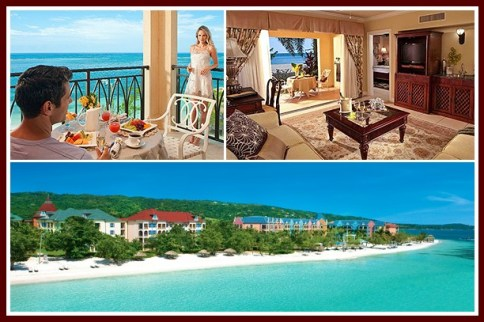The Jamaican resort I chatted about with Kelvin.