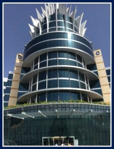 Dubai South headquarters building