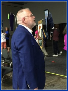 Rev. Dr. John Morehouse at GA