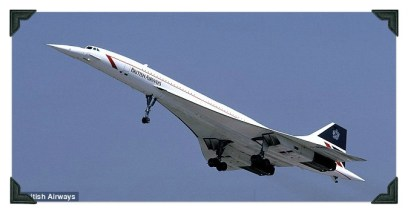 Even the Concorde could not have got him there in time, with Nigeria 6 hours ahead!