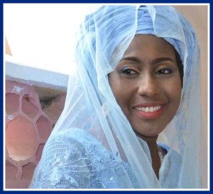 President's daughter marries. Photo by Otu Albert from Bella Naija.