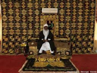 Emir of Katsina, photo from Nigerianmonitor.com
