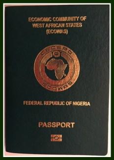 Clem's expired passport.