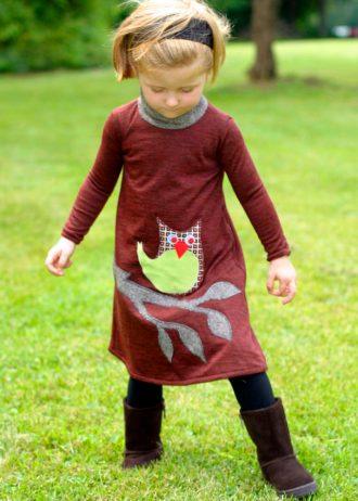 Owl-Dress