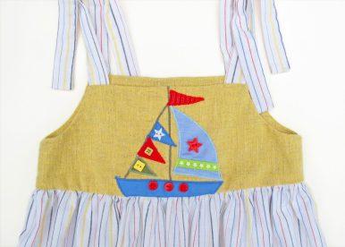 Sailboat-Dress-Detail