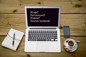 re-purposing content