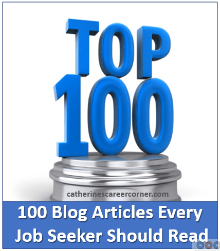 Top 100 Blog Articles Every Job Seekers Should Read