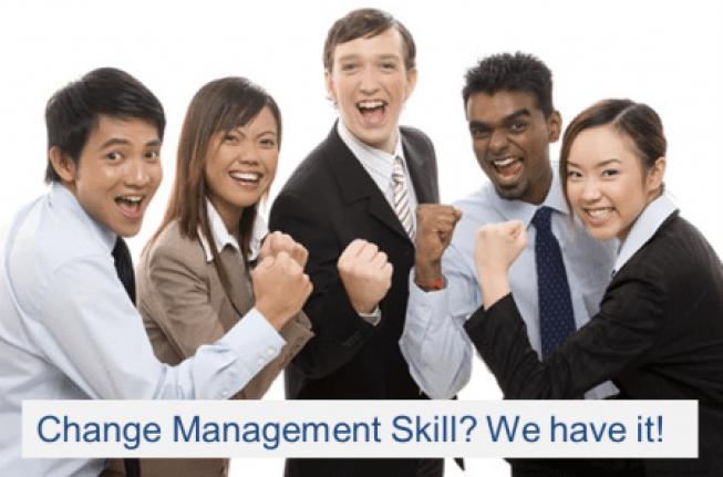 Change Management Skills for Leaders