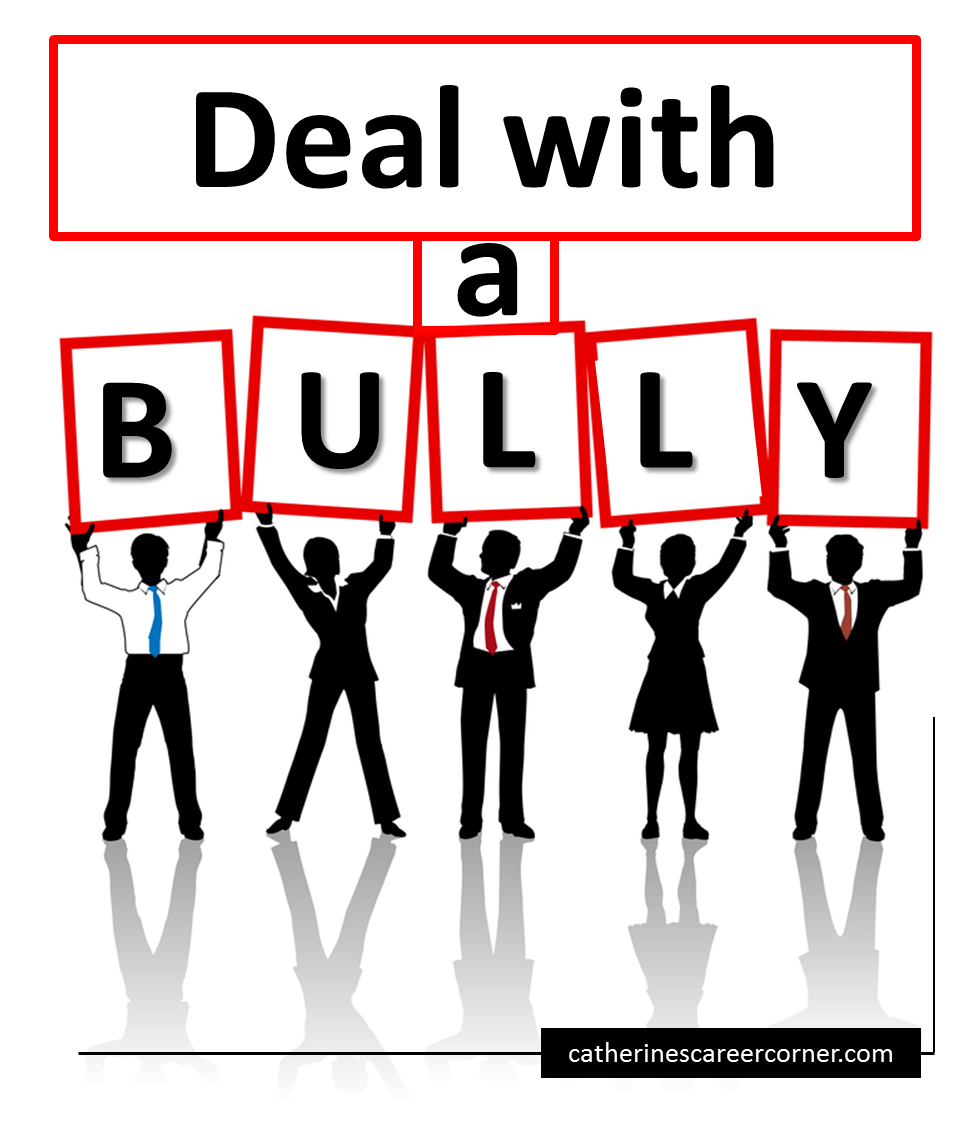 Image result for See how you can beat a bully
