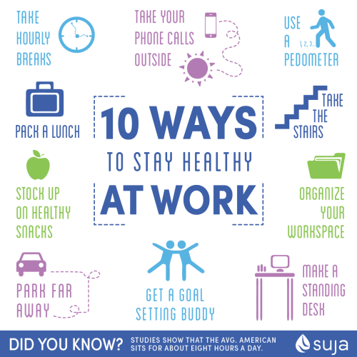 10-ways-to-stay-healthy-at-work