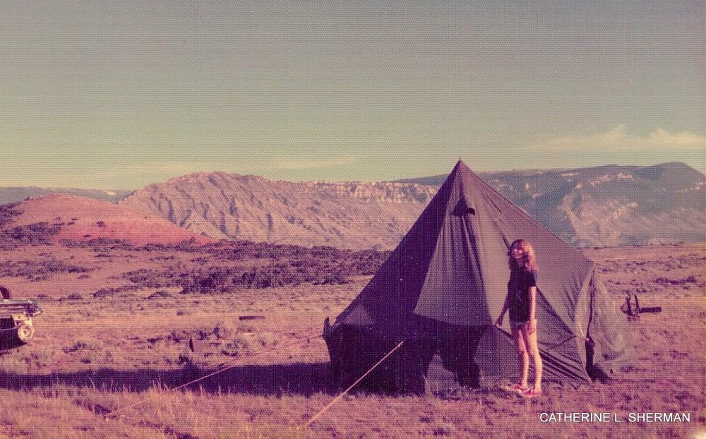 Natural Trap, Wyoming, 1975 (2/6)