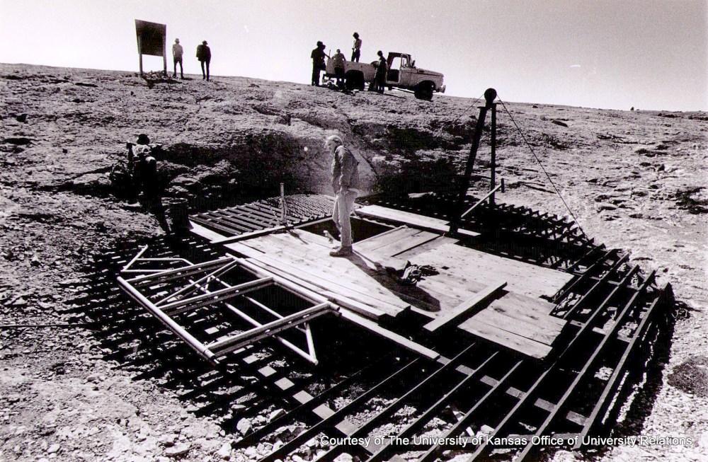 Natural Trap, Wyoming, 1975 (6/6)