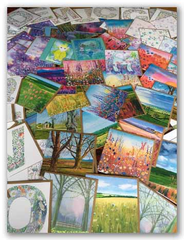 Greeting Cards, Catherine Winget, Blank Greeting Cards, All Occasions