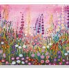 cottage garden flowers fine artgiclee print Catherinewinget.com catherine winget