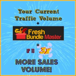 Fresh Bundle Master 3X Sales