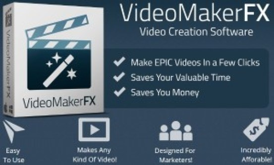 VideoMaker FX - Video Creation Made Simple