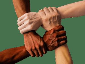Hands, United, Together