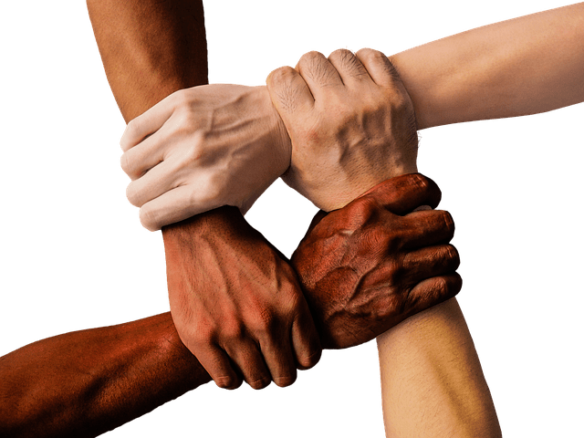 Hands, United, Together