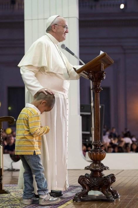 via Osservatore Romano / Reuters