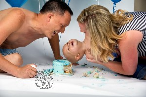 cake smash family