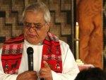Long-time-mentor-Hone-Kaa-preaches-the-kauhau-for-Michael-Tamihere-s-priesting_imagelarge