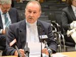 Monsignor Gerard Burns