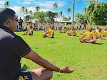 Yoga to be taught in all Fiji schools