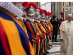 40 Swiss Guards sworn in at Vatican