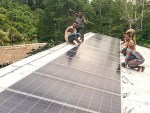 Renewable energy for remote Solomon Islands community