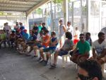 Manus Island refugees protest over moves to evict them