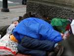 UK government's pledge to end homelessness