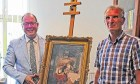 Artwork stolen by Nazis returned to Poland by grandson