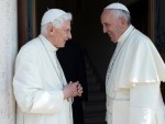 Francis and Benedict address rights symposium