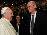 Historic meeting between prophet and pope