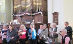 Traditional hymns 'dying'