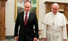 Pope meets Putin to discuss current affairs