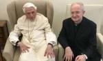 Amid controversy Pope-emeritus Benedict meets sacked professor