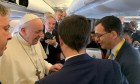 Pope honored to be attacked by Americans