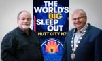 Big Sleep Out: Petone highlights homeless