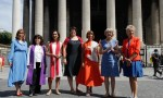 Seven women seek leadership roles French Catholic Church hierarchy