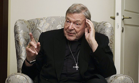 Cardinal George Pell has spoken of his surprise at the apparent extent of 'criminality' involved in recentVatican financial scandals