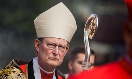 Cardinal Woelki abuse
